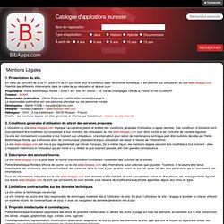 BibApps.com - Mentions légales