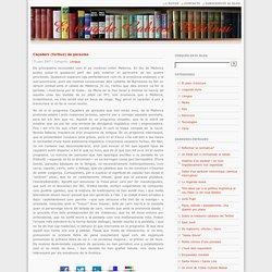 El blog de Gabriel Bibiloni » Caçadors (furtius) de paraules