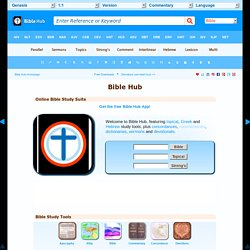 Biblos.com: Search, Read, Study the Bible in Many Languages