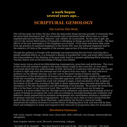 Biblical Gemology