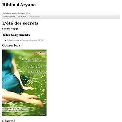 T. 7 L'été des secrets
