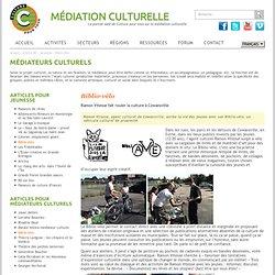 Médiation culturelle