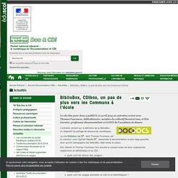 BiblioBox, CDIbox, un pas de plus vers les Communs à l'école — Documentation (CDI) — Éduscol numérique