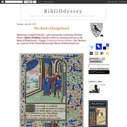 The Book of Knighthood