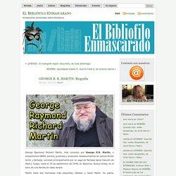 El Bibliófilo Enmascarado » Blog Archive » GEORGE R. R. MARTIN: Biografía