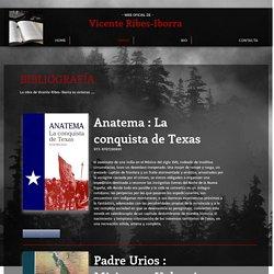 Bibliografía de Vicente Ribes-Iborra