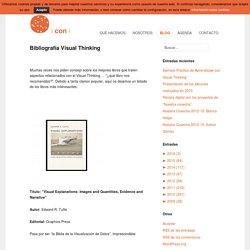 Bibliografía Visual Thinking - i con i