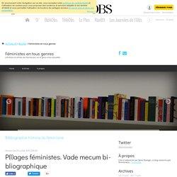 Bibliographie histoire du féminisme