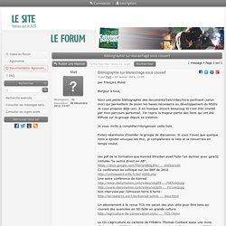 Forum L'Atelier Paysan - Consulter le sujet - Bibliographie sur Maraichage sous couvert