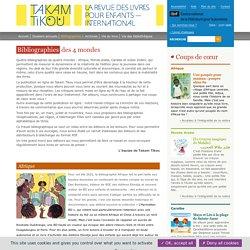 Bibliographie des 4 mondes
