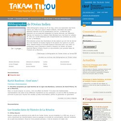 Bibliographie de l'Océan Indien