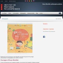 Bibliographie – Institut de pratiques philosophiques