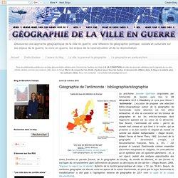Géographie de l'antimonde : bibliographie/sitographie