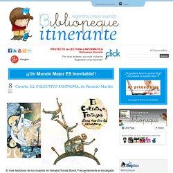 ★Bibliopeque itinerante: Cuento: EL COLECTIVO FANTASMA, de Ricardo Mariño