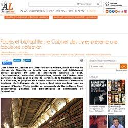 Fables et bibliophilie : le Cabinet des Livres présente une fabuleuse collection