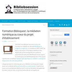 Formation Biblioquest : la médiation numérique au coeur du projet d'établissement