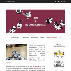 BiblioRemix Junior : les enfants contre-attaquent