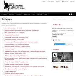 Coletivo Audre Lorde de Lésbicas e Bissexuais Negras e Afrodescendentes
