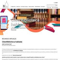 Biblioteca del Congreso de la Nación - CiberBiblioteca hablada