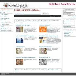 Biblioteca de la Universidad Complutense de Madrid