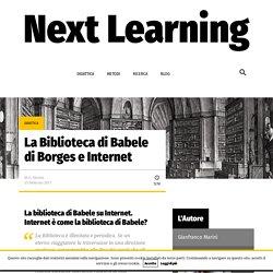 La Biblioteca di Babele di Borges e Internet