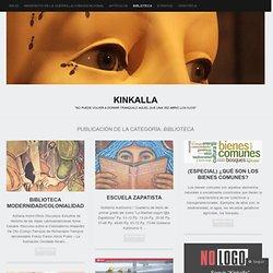 Biblioteca | Kinkalla
