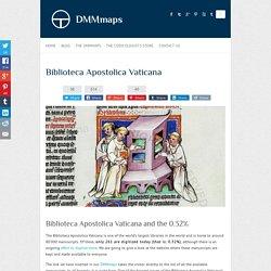 Biblioteca Apostolica Vaticana - Digitized Medieval Manuscripts Maps (DMMmaps)