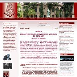 Biblioteca Mayor