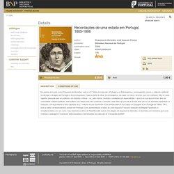 Biblioteca Nacional de Portugal - online ebook store / livraria online de ebooks