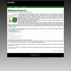 Biblioteca OnLine – Conte57