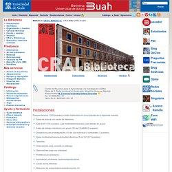 Biblioteca de la UAH : La Biblioteca