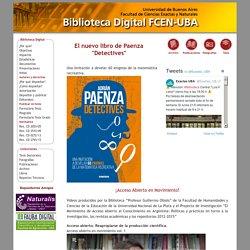 Biblioteca Digital de la Facultad de Ciencias Exactas y Naturales. Universidad de Buenos Aires.