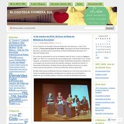 20 Anos da Rede de Bibliotecas Escolares!