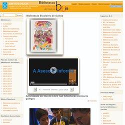 Blog de Bibliotecas escolares de Galicia
