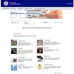 Biblioteconomía y Documentación