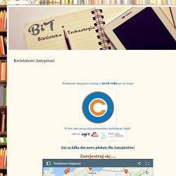 BiT - Biblioteka i Technologia: Kwietniowi Antypiraci
