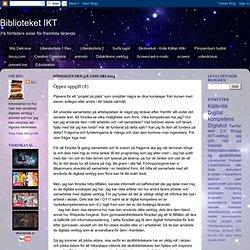 Biblioteket IKT