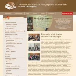 Region - promocja biblioteki - Swarzędz