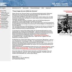 Bibliothek der Friedrich-Ebert-Stiftung: Netz-Quelle Geschichte und Politik