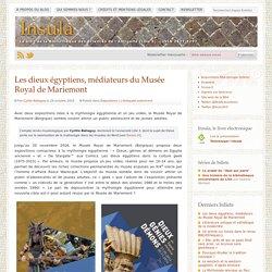 Insula, Le blog de la Bibliothèque des Sciences de l'Antiquité (Lille 3) — ISSN 2427-8297