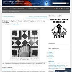 Des documents, des contenus, des machines, des hommes et des QR codes