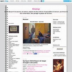 Bibliothèque : Bibliophage
