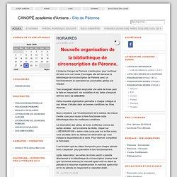 Bibliothèque de Circonscription de Péronne