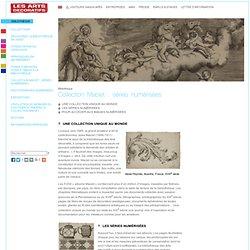 Arts Decoratifs - Collection Maciet : séries numérisées