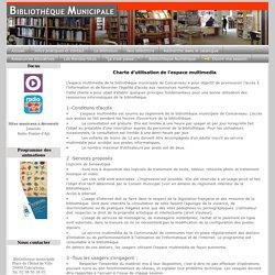 Bibliothèque de Concarneau