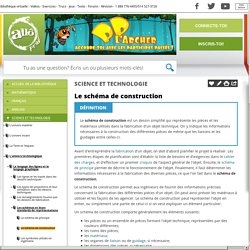Bibliothèque virtuelle Le schéma de construction