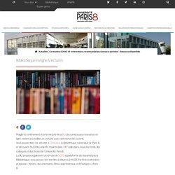 Bibliothèque en ligne & lectures