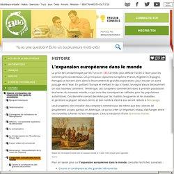 Bibliothèque virtuelle L'expansion européenne dans le monde