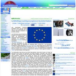 La bibliothèque numérique européenne et les droits d'auteurs