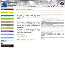 bibliothèque francophone multimédia de Limoges